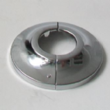 Chrome  Split Pipe - Thread Collar 3/4 inch BSP - 01073032